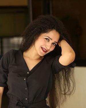 Garima Singh At Oka Chinna Viramam Movie Interview Photos | Picture 1719279