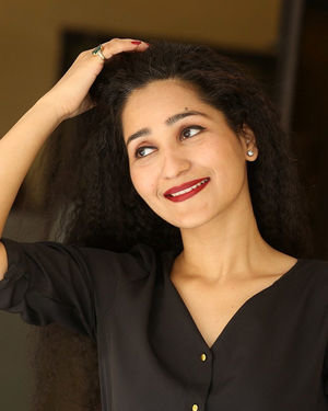 Garima Singh At Oka Chinna Viramam Movie Interview Photos | Picture 1719272