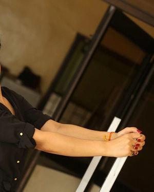 Garima Singh At Oka Chinna Viramam Movie Interview Photos | Picture 1719282