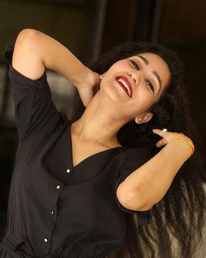 Garima Singh At Oka Chinna Viramam Movie Interview Photos | Picture 1719278