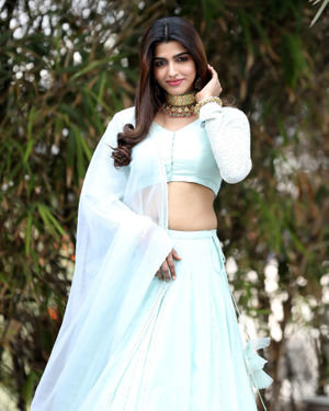 Sai Dhanshika At Her New Movie Launch Photos | Picture 1719225