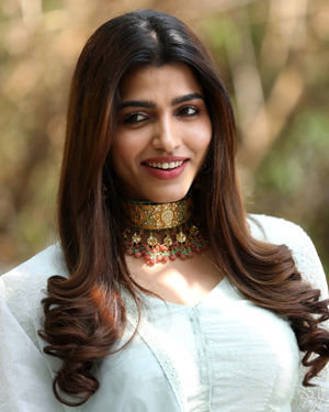 Sai Dhanshika At Her New Movie Launch Photos | Picture 1719229