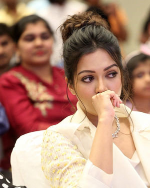 Catherine Tresa - World Famous Lover Movie Trailer Launch Photos   Picture 1719409