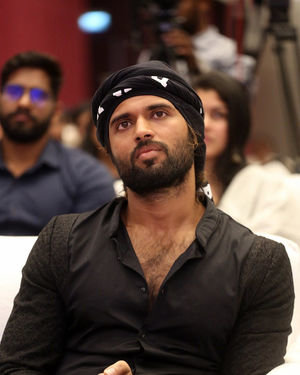 Vijay Devarakonda - World Famous Lover Movie Trailer Launch Photos