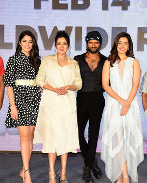 World Famous Lover Movie Trailer Launch Photos