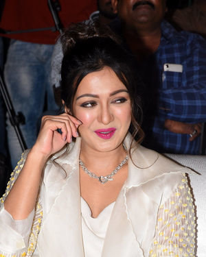 Catherine Tresa - World Famous Lover Movie Trailer Launch Photos   Picture 1719445