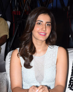 Raashi Khanna - World Famous Lover Movie Trailer Launch Photos | Picture 1719439