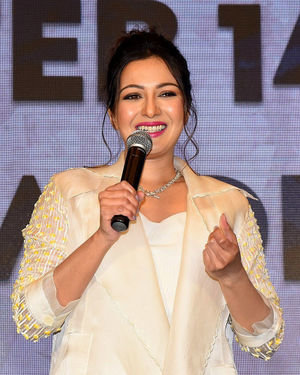 Catherine Tresa - World Famous Lover Movie Trailer Launch Photos | Picture 1719471