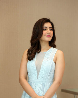 Raashi Khanna - World Famous Lover Movie Trailer Launch Photos | Picture 1719351