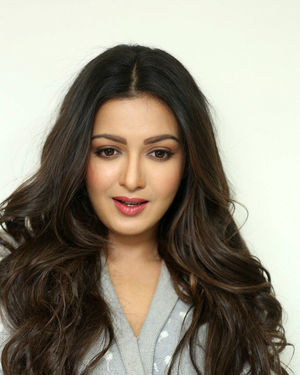 Catherine Tresa At World Famous Lover Movie Interview Photos   Picture 1719883
