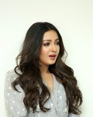 Catherine Tresa At World Famous Lover Movie Interview Photos   Picture 1719886