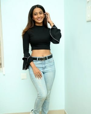 Shruti Shetty - Life Anubavinchu Raja Movie Interview Photos | Picture 1720141