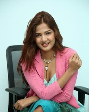 Sravani Nikki - Life Anubavinchu Raja Movie Interview Photos | Picture 1720177