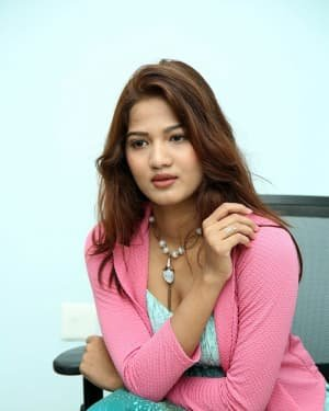 Sravani Nikki - Life Anubavinchu Raja Movie Interview Photos | Picture 1720178