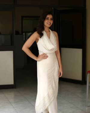 Raashi Khanna At World Famous Lover Film Interview Photos | Picture 1720496