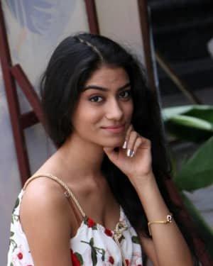 Renuka Bairagi At PVM Jyothi Arts Movie Opening Photos | Picture 1720535