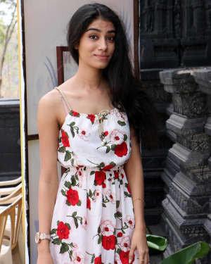Renuka Bairagi At PVM Jyothi Arts Movie Opening Photos | Picture 1720533