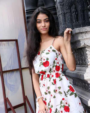 Renuka Bairagi At PVM Jyothi Arts Movie Opening Photos | Picture 1720543