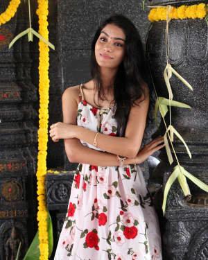 Renuka Bairagi At PVM Jyothi Arts Movie Opening Photos | Picture 1720547