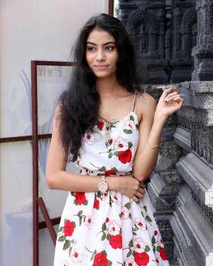 Renuka Bairagi At PVM Jyothi Arts Movie Opening Photos | Picture 1720545