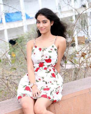 Renuka Bairagi At PVM Jyothi Arts Movie Opening Photos | Picture 1720546