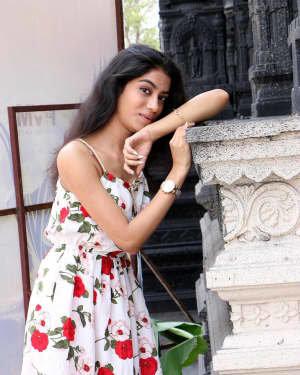 Renuka Bairagi At PVM Jyothi Arts Movie Opening Photos | Picture 1720528