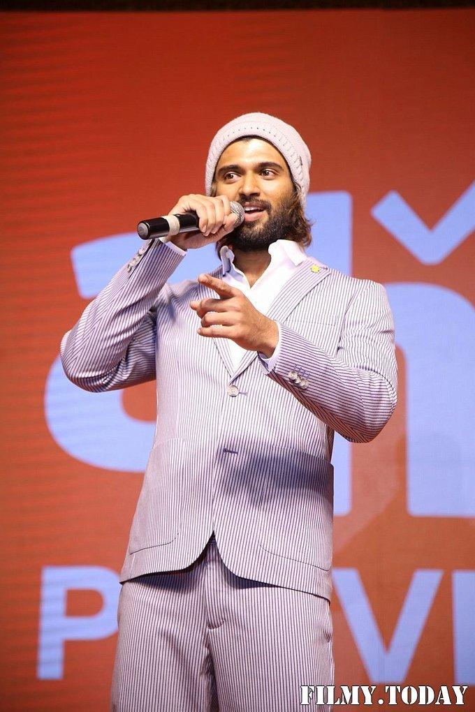 Vijay Devarakonda - Celebs At Aha Mobile App Launch Photos | Picture 1720853