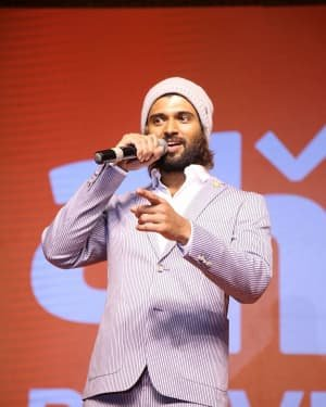 Vijay Devarakonda - Celebs At Aha Mobile App Launch Photos