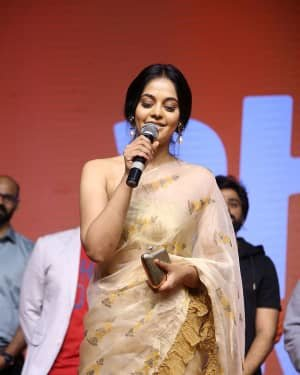Bindu Madhavi - Celebs At Aha Mobile App Launch Photos