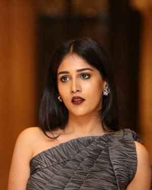 Chandini Chowdary - Celebs At Aha Mobile App Launch Photos