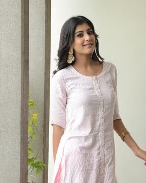 Divya Rao At Degree College Movie Success Meet Photos | Picture 1720723