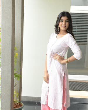 Divya Rao At Degree College Movie Success Meet Photos | Picture 1720721