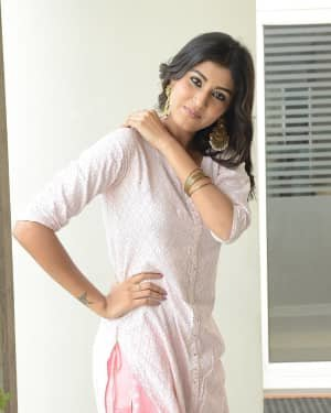 Divya Rao At Degree College Movie Success Meet Photos | Picture 1720730