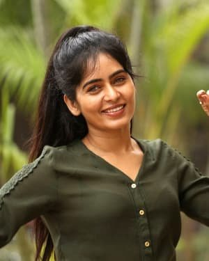 Madhumitha Krishna At Itlu Amma Movie First Look Launch Photos | Picture 1720894