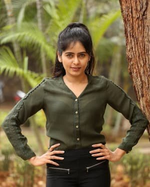 Madhumitha Krishna At Itlu Amma Movie First Look Launch Photos | Picture 1720904