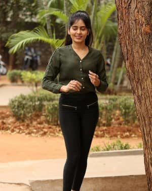 Madhumitha Krishna At Itlu Amma Movie First Look Launch Photos | Picture 1720890