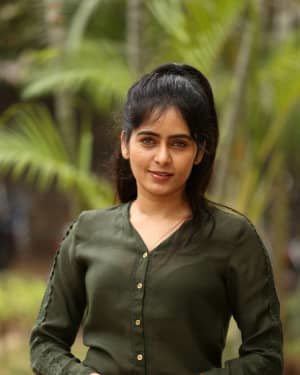 Madhumitha Krishna At Itlu Amma Movie First Look Launch Photos | Picture 1720883