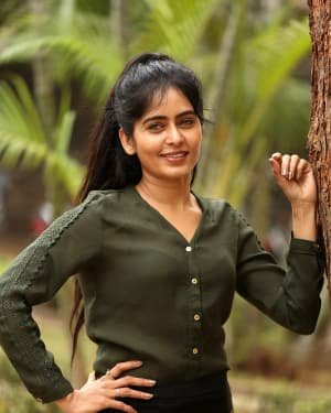 Madhumitha Krishna At Itlu Amma Movie First Look Launch Photos | Picture 1720895