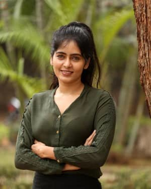 Madhumitha Krishna At Itlu Amma Movie First Look Launch Photos | Picture 1720901