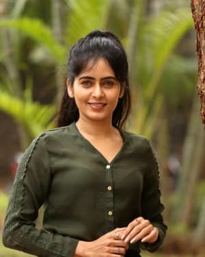 Madhumitha Krishna At Itlu Amma Movie First Look Launch Photos | Picture 1720891