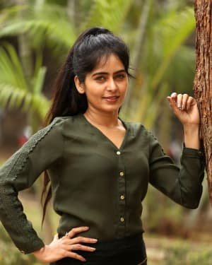 Madhumitha Krishna At Itlu Amma Movie First Look Launch Photos | Picture 1720896