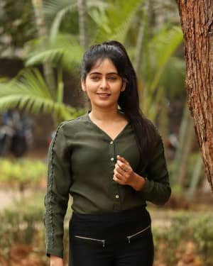Madhumitha Krishna At Itlu Amma Movie First Look Launch Photos | Picture 1720885