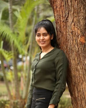 Madhumitha Krishna At Itlu Amma Movie First Look Launch Photos | Picture 1720897