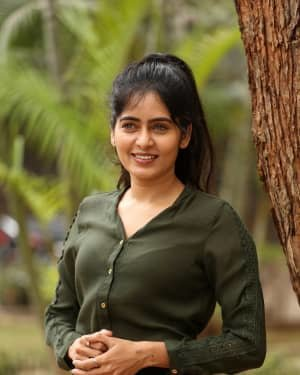 Madhumitha Krishna At Itlu Amma Movie First Look Launch Photos | Picture 1720899