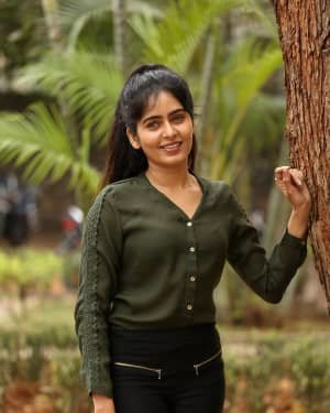 Madhumitha Krishna At Itlu Amma Movie First Look Launch Photos | Picture 1720892