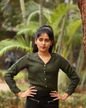 Madhumitha Krishna At Itlu Amma Movie First Look Launch Photos | Picture 1720888