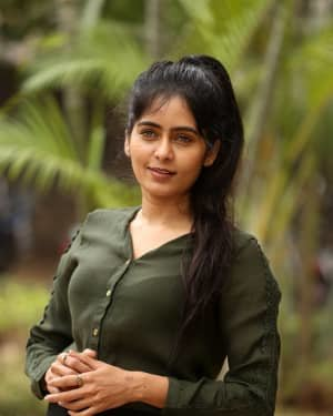 Madhumitha Krishna At Itlu Amma Movie First Look Launch Photos | Picture 1720886