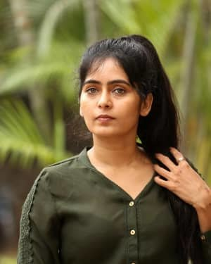 Madhumitha Krishna At Itlu Amma Movie First Look Launch Photos | Picture 1720884