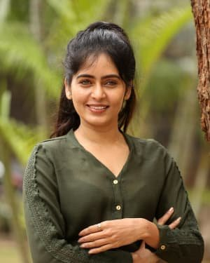 Madhumitha Krishna At Itlu Amma Movie First Look Launch Photos | Picture 1720903