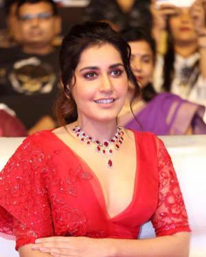 Raashi Khanna - Photos: Promotion Of Telugu Film World Famous Lover   Picture 1720614